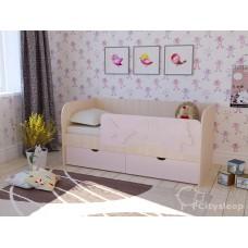 Кровать БАБОЧКИ 80х160