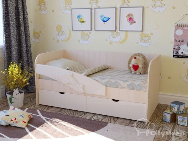 Кровать ДЕЛЬФИН 80х160