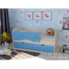 Кровать ДРУЗЬЯ 80х160